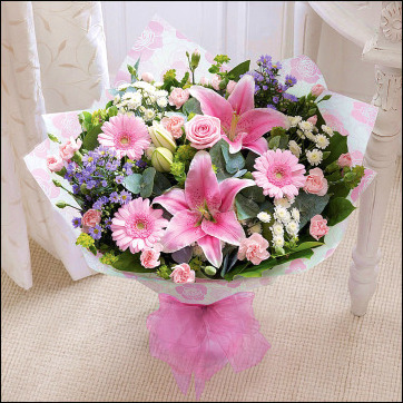 Pink Radiance Bouquet